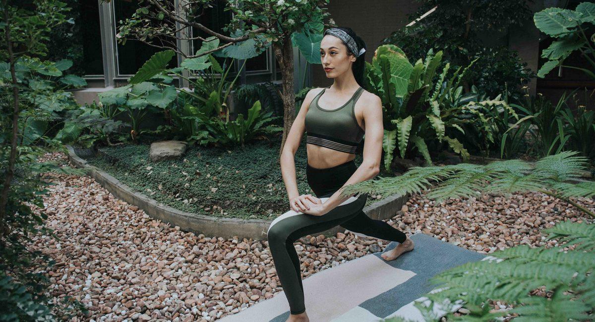陰瑜珈動作幫助你找回平靜