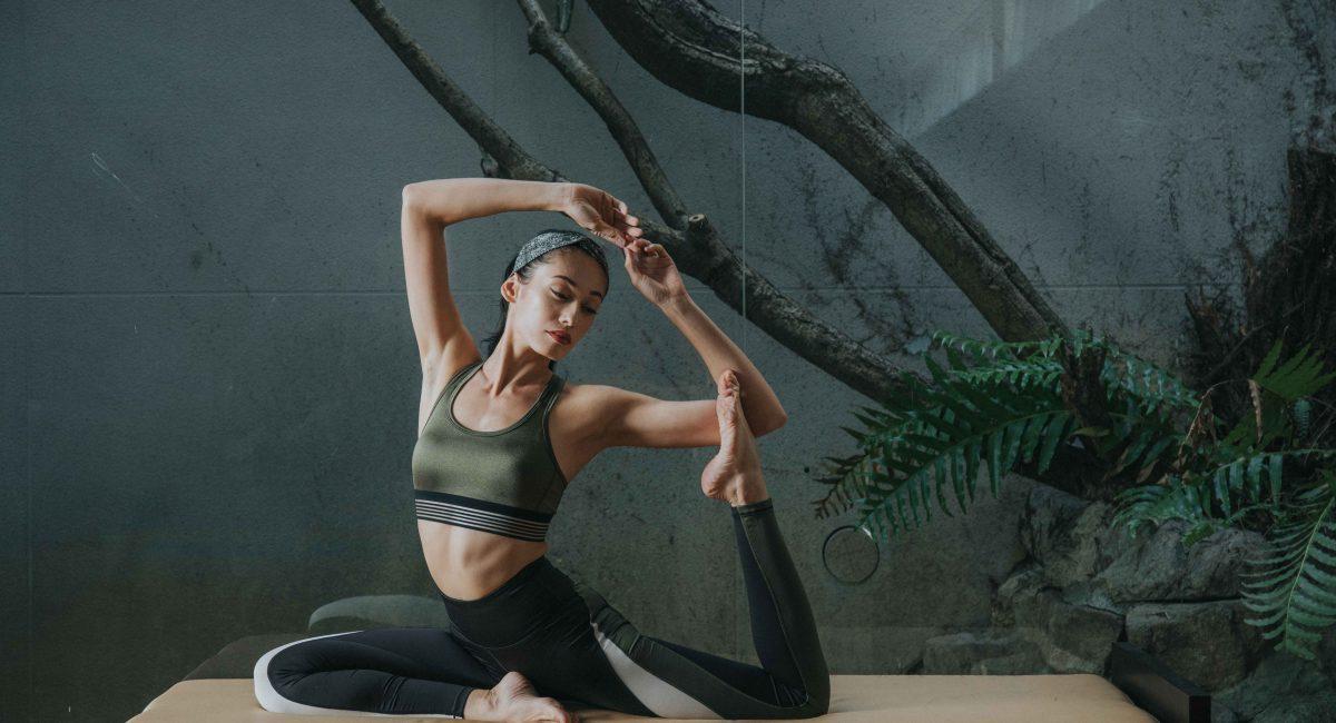 台中瑜珈課大獲好評的秘密,開始愛上做瑜珈!