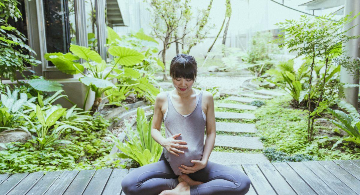 孕婦可以做的運動─孕婦瑜珈兼顧寶寶健康