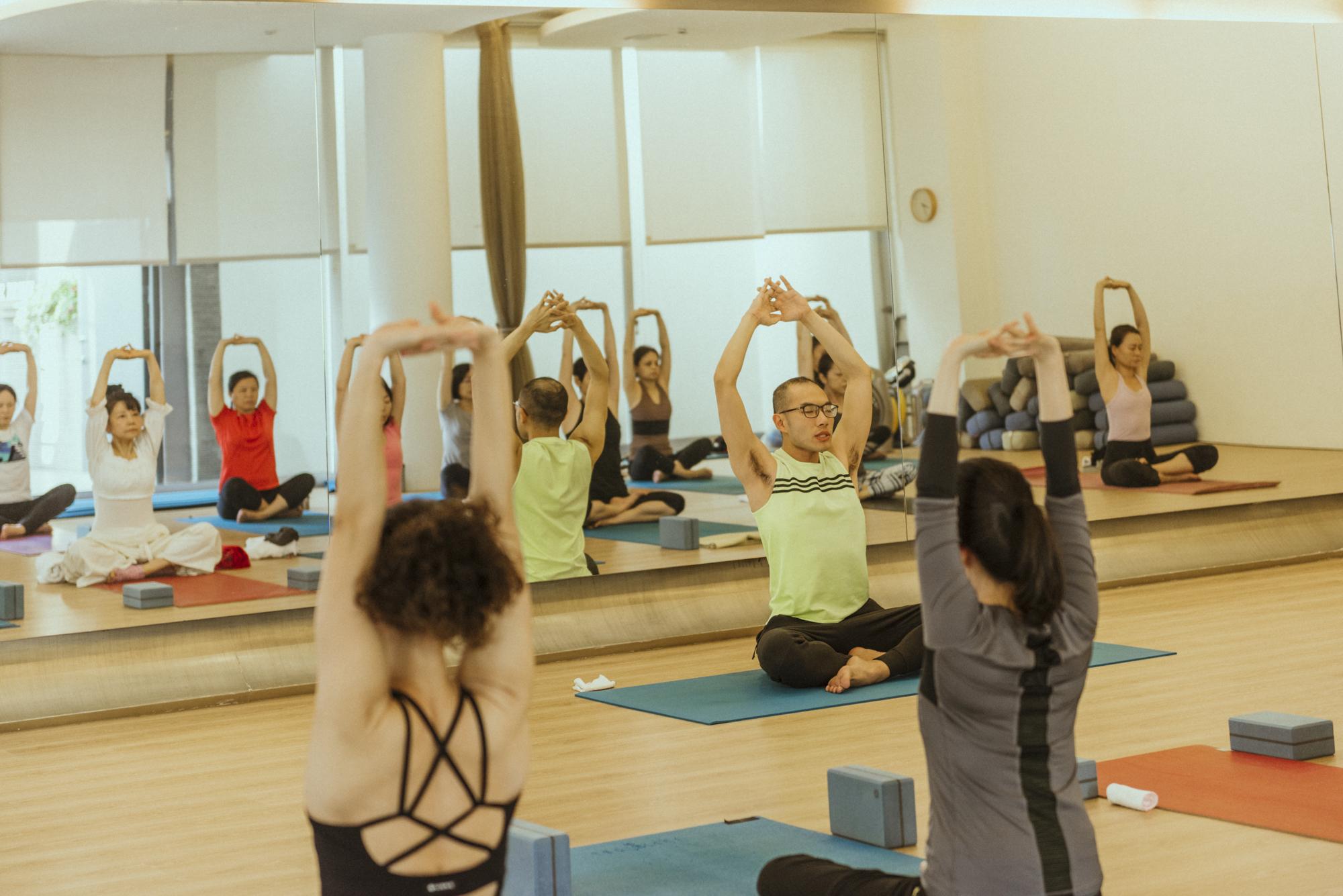 台中瑜珈推薦最懂女人的瑜珈教室
