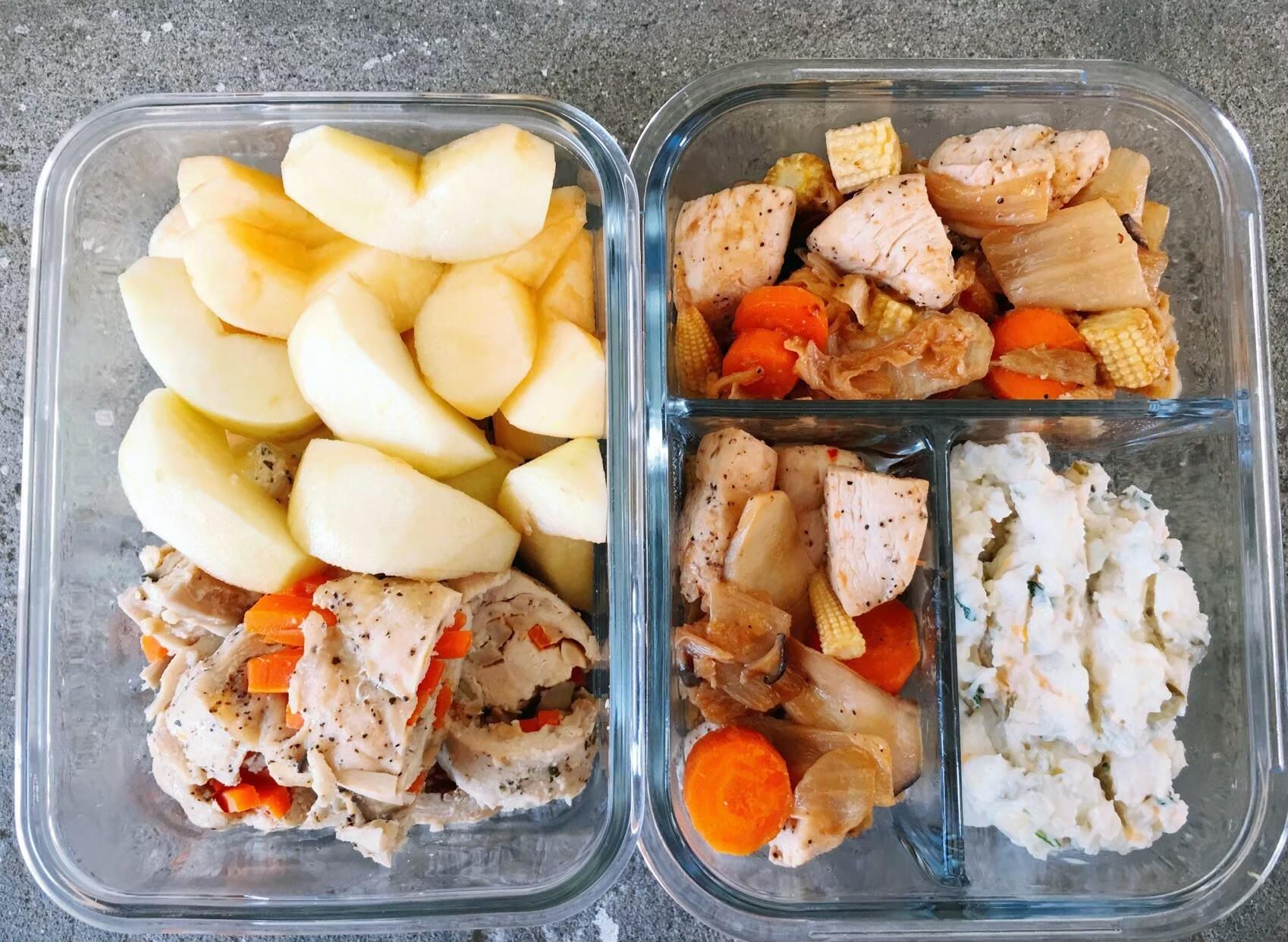 減脂飲食應以原形食物為主